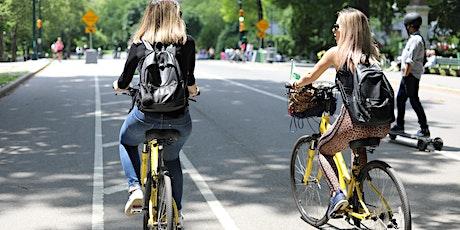 Unlimited Biking: Central Park Bike Rentals tickets