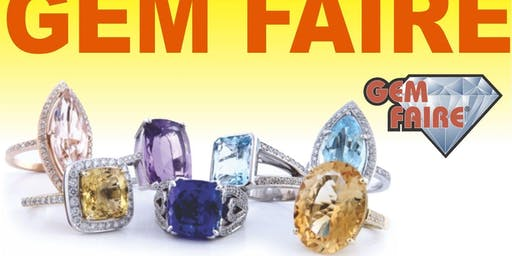 Gem Faire @ Shasta District Fair & Events Center