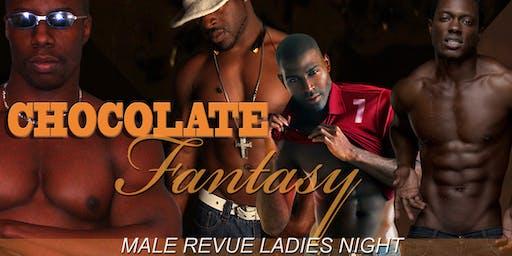 """""""Chocolate Fantasy"""" Male Revue"""