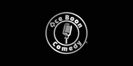 """Ace Boon Comedy: """"F'larious Fridays"""" tickets"""