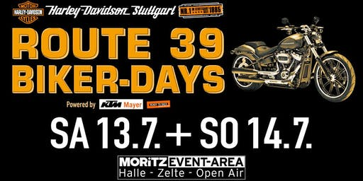Route 39 Biker Party