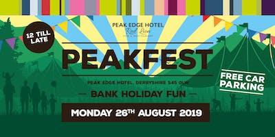 Peakfest, The Family, Fun Festival on the edge of The Peak.