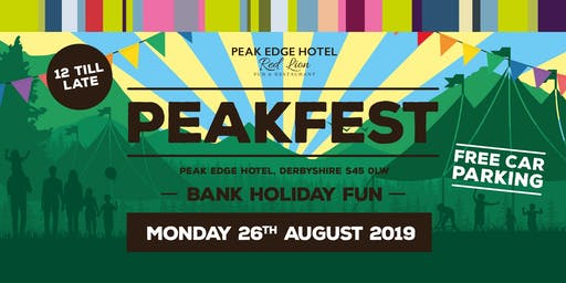 Peakfest, The Family, Fun Festival on the edge of The Peak.