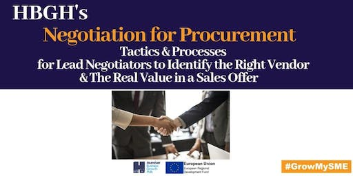 Negotiation for Procurement (Hull)