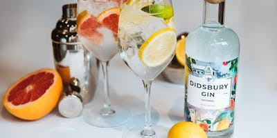 An evening with Didsbury Gin