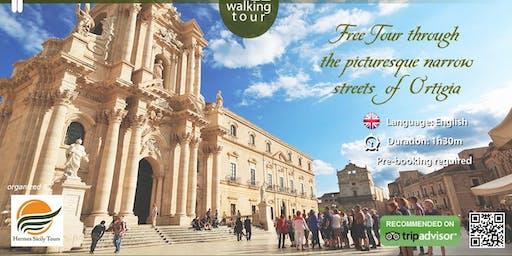 Ortigia free walking tour