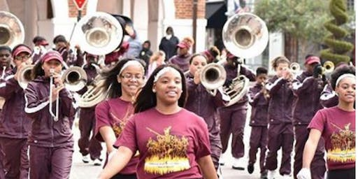 Lumberton Senior High School presents Sea of Sound Summer Band Camp