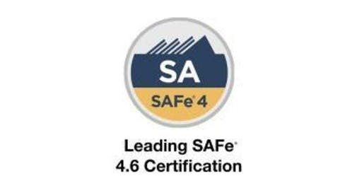 Leading SAFe 4.6 with SA Certification in Louisville KY