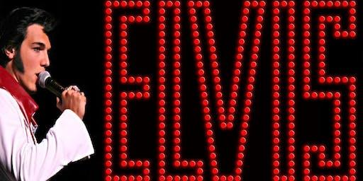 ELVIS LIVES! - Jeff Krick Jr.'s Tribute to The King comes to Atlantic City!