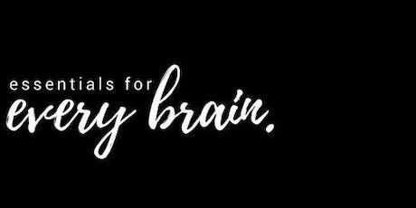 Essential Oils & Brain Health tickets