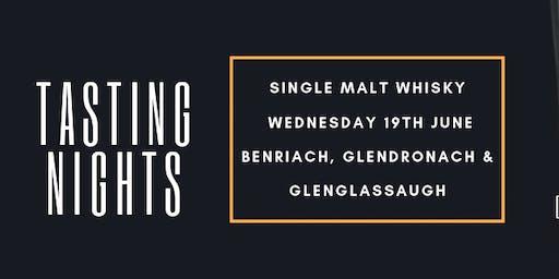 Single Malt Whisky Tasting Night