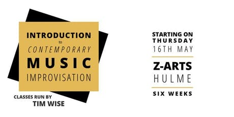 Introduction to Contemporary Music Improvisation tickets