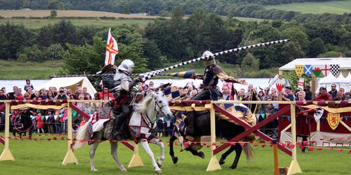 Jousting For Single Parent Families (Edinburgh)