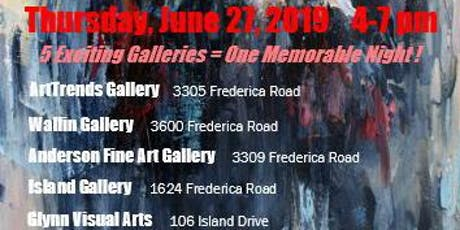 Saint Simons Island , GA  Art Crawl tickets