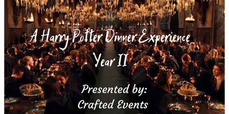 Harry Potter Dinner Experience: Year II  tickets