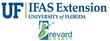 UF/IFAS Extension Brevard County logo