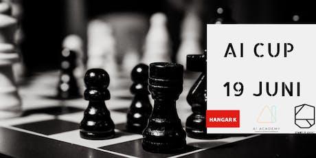 AI cup 2019 by Hangar K, AI Academy & Start it @KBC tickets
