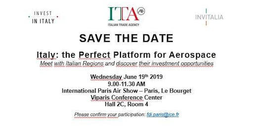 Italy: The Perfect Platform for Aerospace