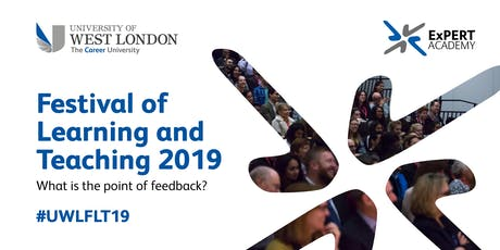 Festival of Learning and Teaching 2019 tickets