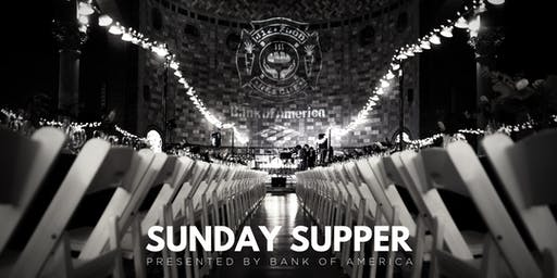 412 Food Rescue's Sunday Supper 2019 Presented By Bank of America