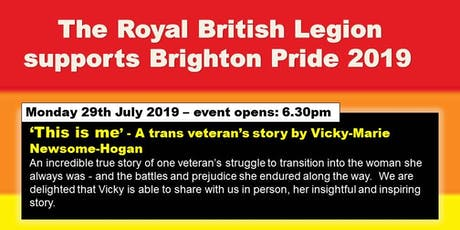 ' This Is Me' - A Brighton Pre-Pride Event. tickets