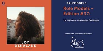 Role Models – Edition #37: Joy Denalane