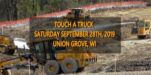 VIP Touch a Truck Tickets 2019