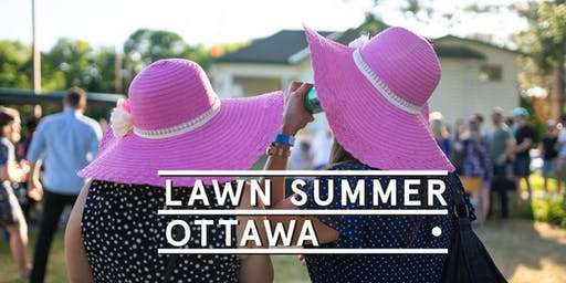 Ottawa Week 1 - Social Tickets @ Lawn Summer Nights