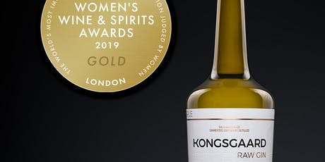 KONGSGAARD GIN - AWARD WINNERS CELEBRATION tickets