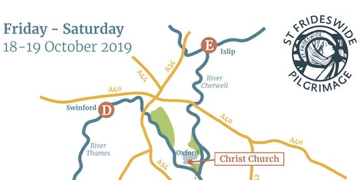 St Frideswide Pilgrimage 2019