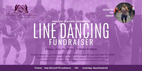 Austin Tyler Foundation Line Dance Fundraiser tickets