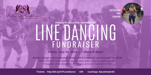 Austin Tyler Foundation Line Dance Fundraiser