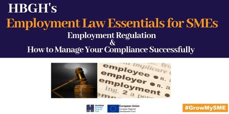 Employment Law Essentials for SMEs (Hull) tickets