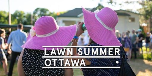 Ottawa Week 2 - Social Tickets @ Lawn Summer Nights