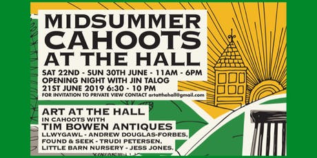 Midsummer CAHOOTS at the Hall tickets
