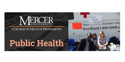 Public Health Information Session