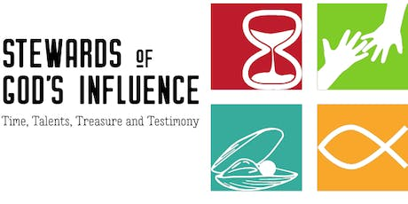 Heartland Mission District - Stewards of God's Influence tickets