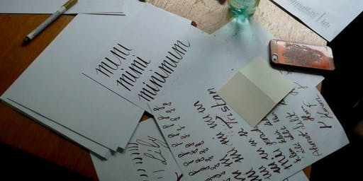 Handlettering mit Mirja Engelhardt