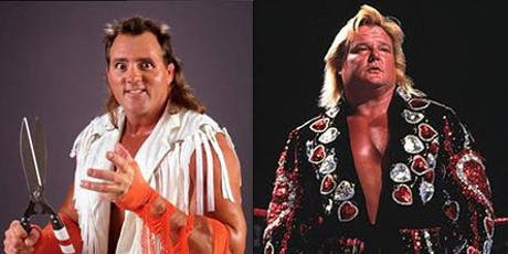 Beers with Brutus Beefcake & Greg Valentine - The Dream Team tickets