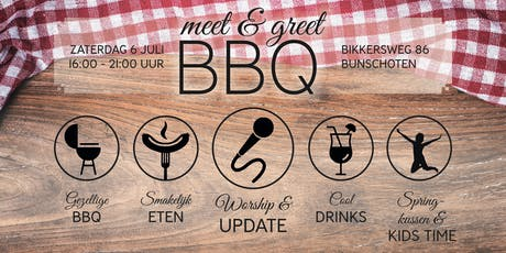 Meet & Greet BBQ tickets