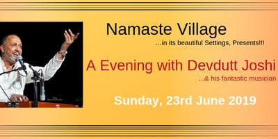 A Musical Evening with Devdutt Josi