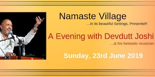 A Musical Evening with Devdutt Josi
