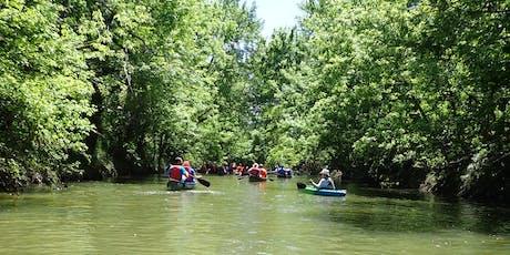 Canoes & Conversation:  Urban Stream Adventure tickets