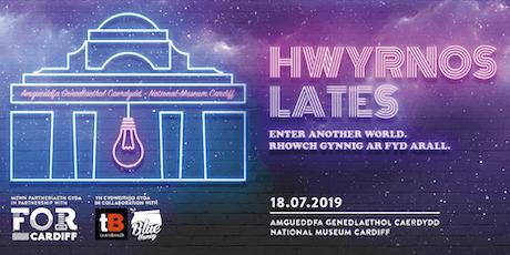 Hwyrnos: Y GOFOD  |  Lates: SPACE tickets