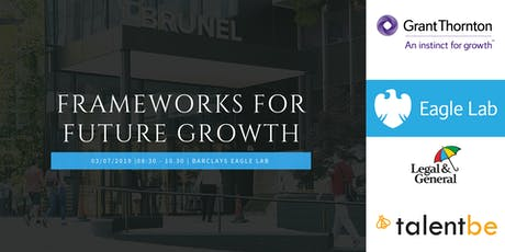 Frameworks for Future Growth tickets