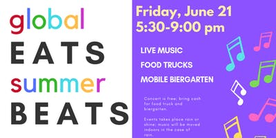Global Eats & Summer Beats
