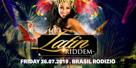 Latin Riddem tickets