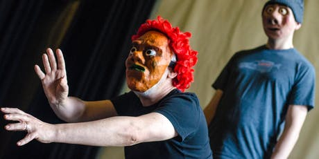 Physical Theatre Weekend: Trance Masks tickets