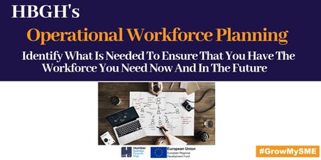 Operational Workforce Planning (Grimsby) tickets