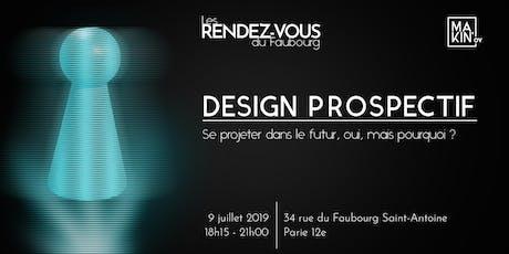 Design Prospectif : Se projeter dans le futur, oui, mais pourquoi ? billets